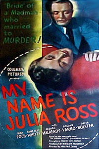 subtitrare My Name Is Julia Ross (1945)