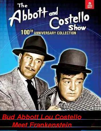 subtitrare Bud Abbott Lou Costello Meet Frankenstein (1948)