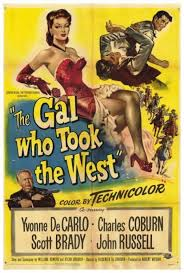 subtitrare The Gal Who Took the West (1949)