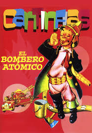 subtitrare El bombero atomico (1952)