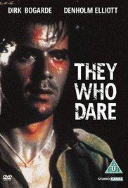 subtitrare They Who Dare (1954)