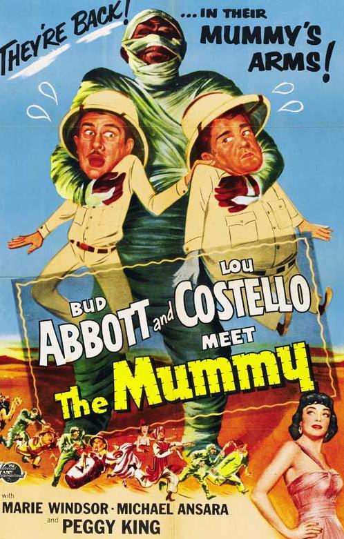 subtitrare Abbott and Costello Meet the Mummy (1955)