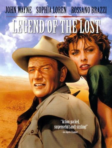 subtitrare Legend of the Lost (1957)
