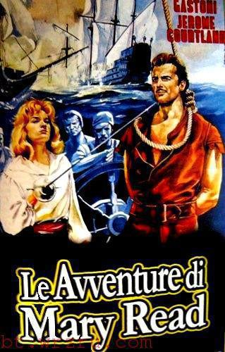 subtitrare Queen of the Seas / Le Avventure di Mary Read (1961)