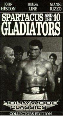 subtitrare Spartacus and the Ten Gladiators (1964)