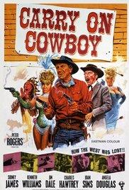 subtitrare Carry on Cowboy (1965)