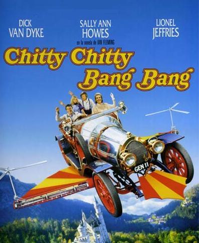 subtitrare Chitty Chitty Bang Bang (1968)