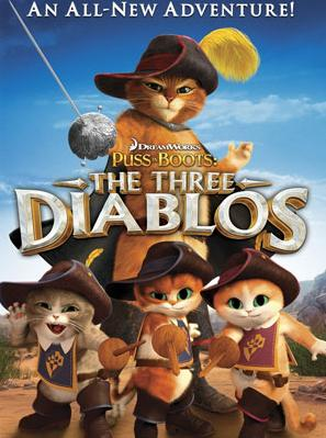 subtitrare Puss in Boots The Three Diablos (2012)