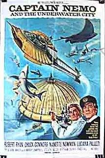 subtitrare Captain Nemo and the Underwater City (1969)