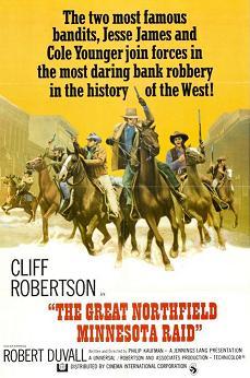 subtitrare The Great Northfield Minnesota Raid (1972)