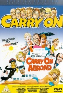 subtitrare Carry on Abroad (1972)