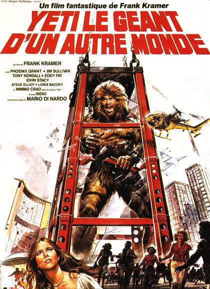 subtitrare Yeti - il gigante del 20. secolo (1977)