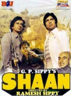 subtitrare Shaan (1980)