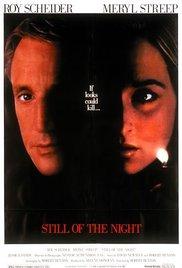 subtitrare  Still of the Night (1982)