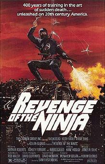 subtitrare Revenge of the Ninja (1983)