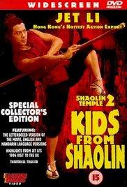subtitrare Shaolin Temple 2: Kids from Shaolin (1984)