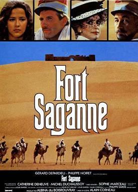 subtitrare Fort Saganne (1984)