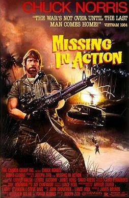 subtitrare Missing in Action - pack (1984-1988)