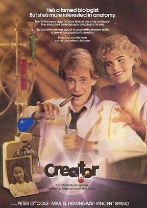 subtitrare Creator (1985)