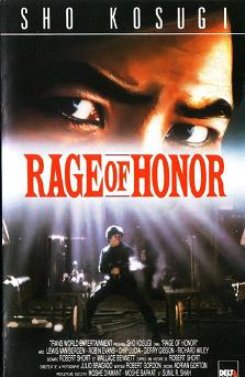 subtitrare Rage of Honor (1987)