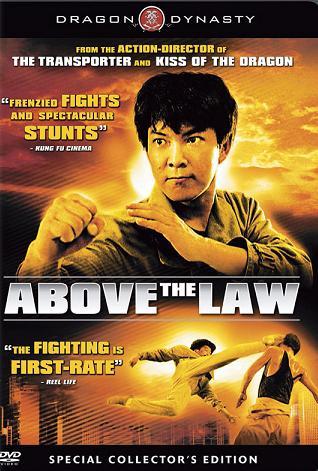 subtitrare Above the Law (1986)