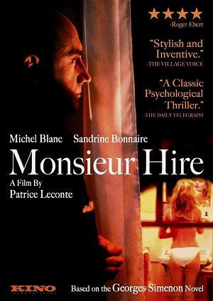 subtitrare Monsieur Hire (1989)