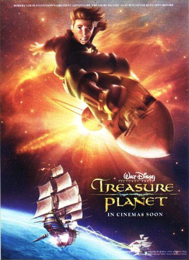 subtitrare Treasure Planet (2002)