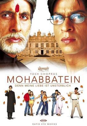 subtitrare Mohabbatein (2000)