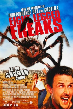 subtitrare Eight Legged Freaks (2002)