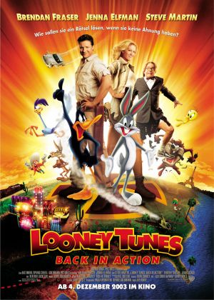 subtitrare Looney Tunes: Back in Action (2003)