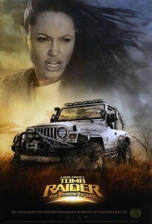 subtitrare Lara Croft Tomb Raider: The Cradle of Life (2003)
