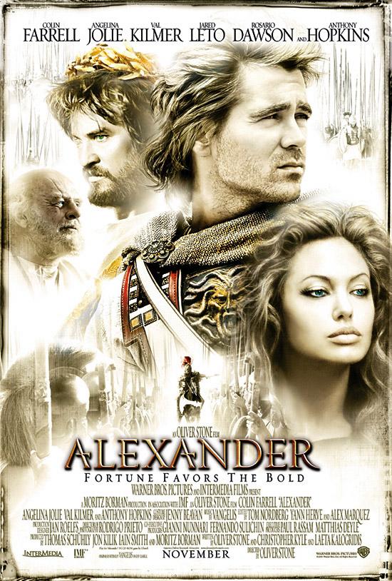 subtitrare Alexander (2004)