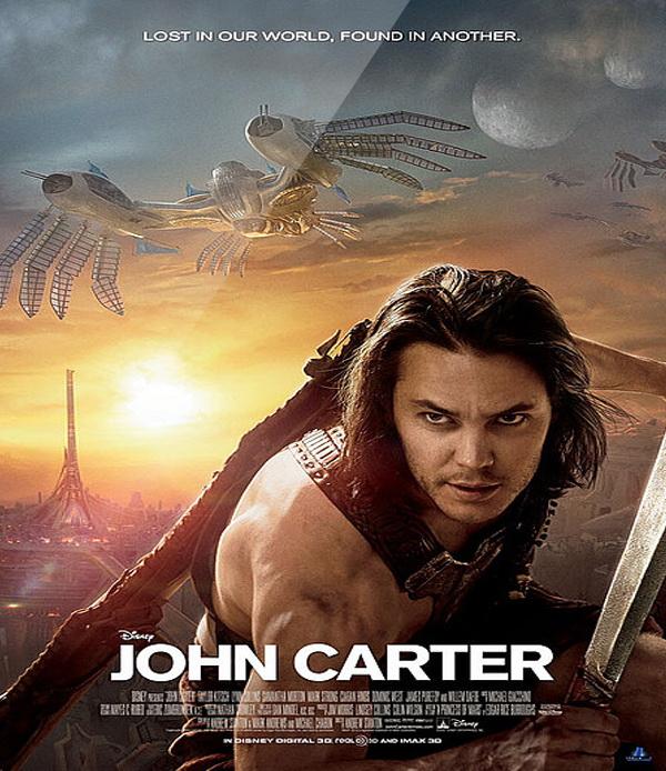 subtitrare John Carter (2012)