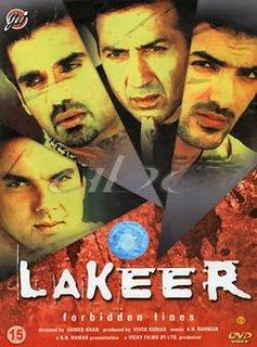 subtitrare Lakeer - Forbidden Lines (2004)