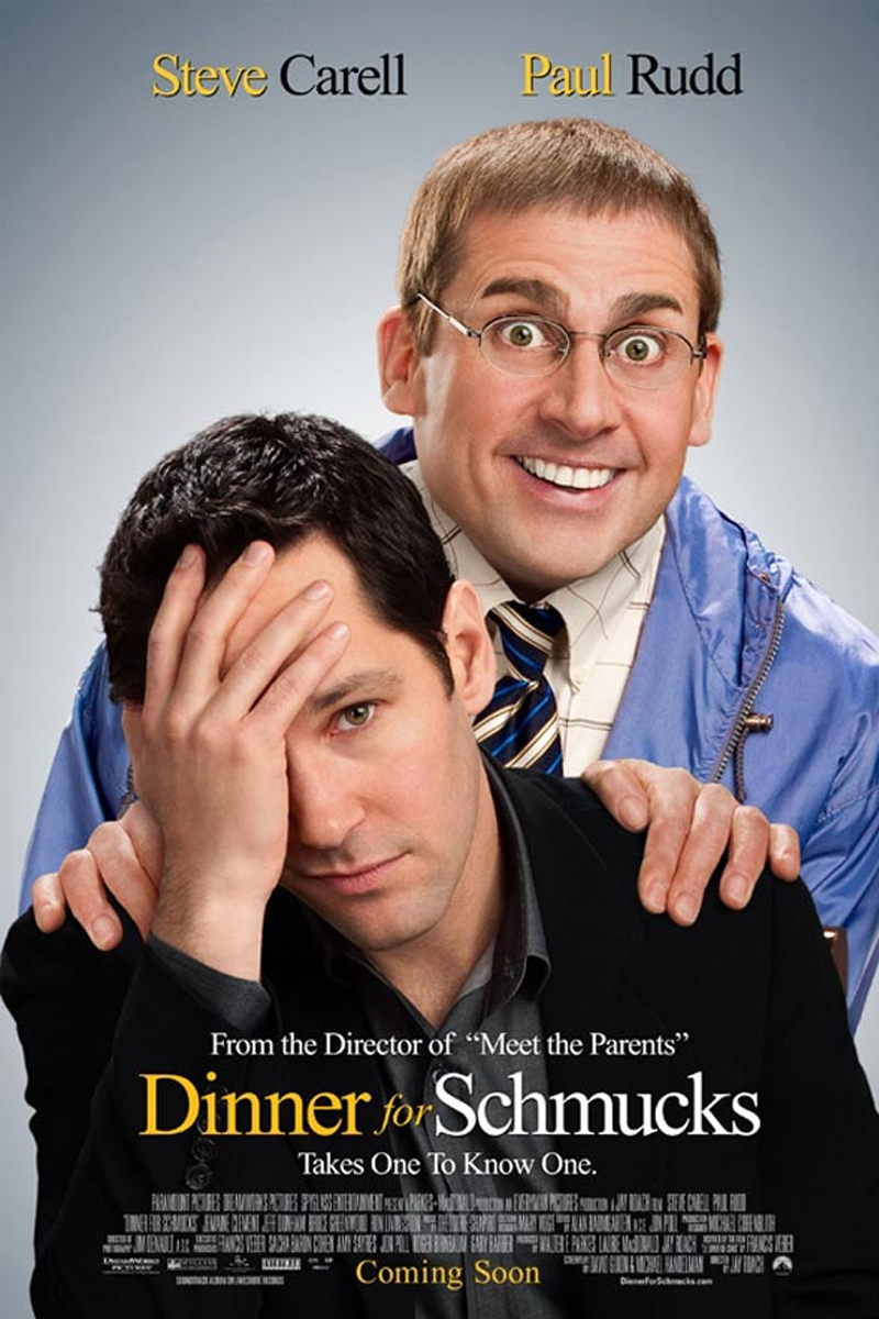 subtitrare Dinner for Schmucks (2010)