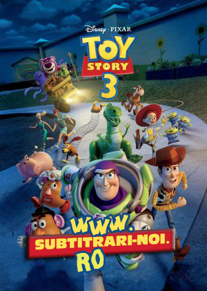 subtitrare Toy Story 3 (2010)