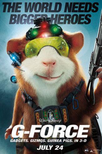 subtitrare G-Force (2009)
