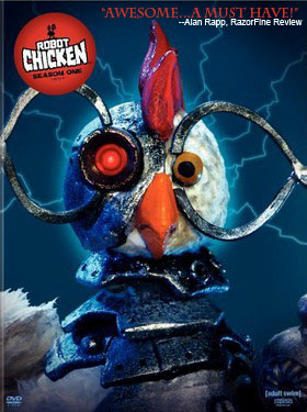subtitrare Robot Chicken (2005)