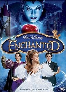 subtitrare Enchanted (2007)