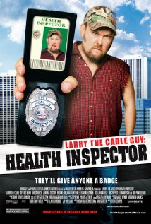 subtitrare Larry the Cable Guy: Health Inspector (2006)