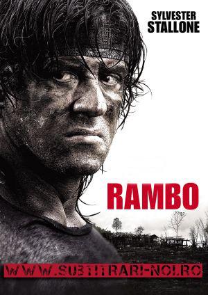 subtitrare Rambo (2008)