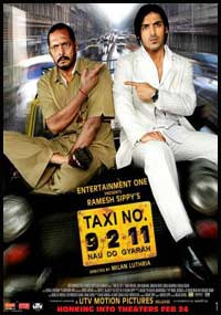 subtitrare Taxi No. 9 2 11: Nau Do Gyarah (2006)