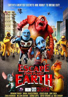 subtitrare Escape from Planet Earth (2013)