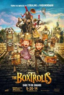 subtitrare The Boxtrolls (2014)