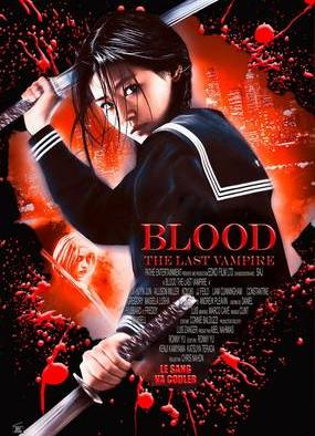 subtitrare Blood: The Last Vampire (2009)