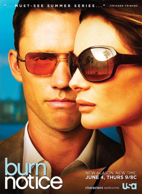 subtitrare Burn Notice (2007)
