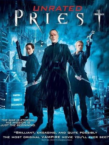 subtitrare Priest (2011)