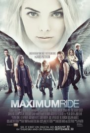 subtitrare Maximum Ride (2016)