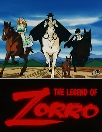subtitrare The Legend of Zorro (1996)