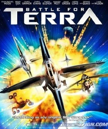 subtitrare Terra / Battle for Terra    (2007)